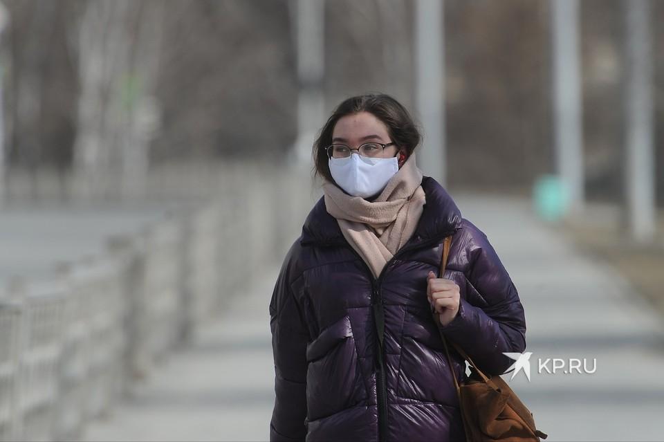 Сейчас в регионе работает 41 предприятие, производящее медицинские маски и другие средства защиты