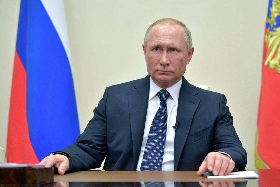 Президент заявил, что ради победы над болезнью необходимо продлить режим изоляции и объявил нерабочей не одну неделю, а целый месяц