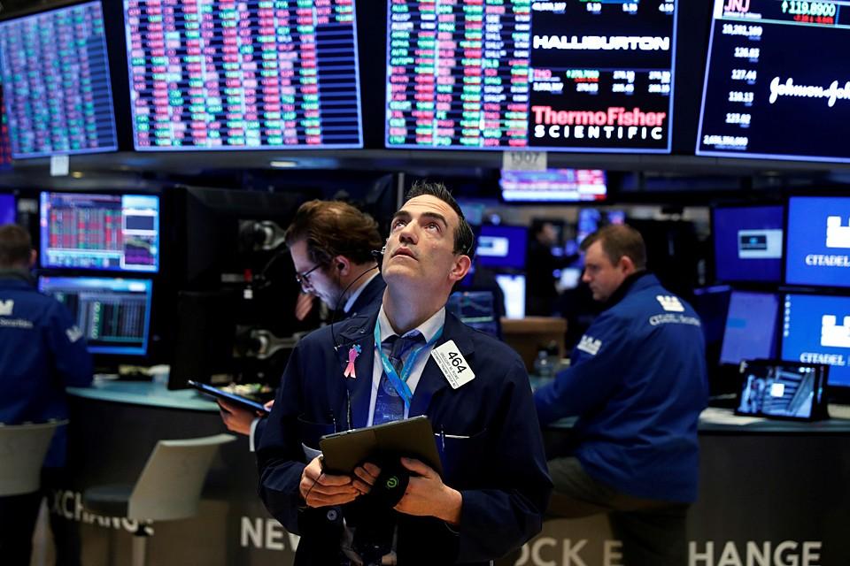 Цены на нефть марки Brent подскакивала на 40%, до $35,99 за баррель