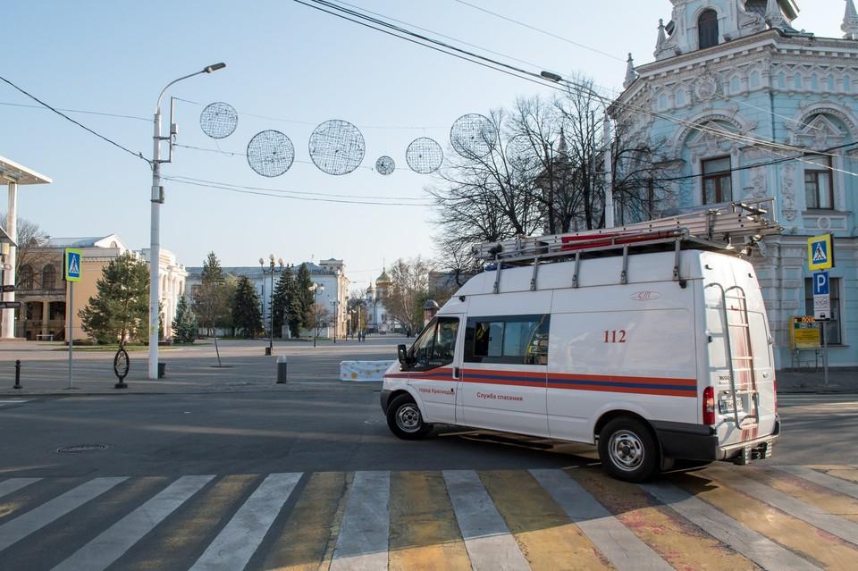 В Краснодаре продолжают лечение пациенты с коронавирусом