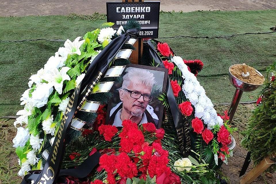 С момента похорон Лимонова прошло две недели. Фото: группа «Другая Россия» Вконтакте