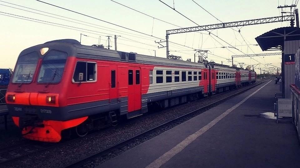 С 6 по 30 апреля в регионе не будут ходить 17 пригородных поездов