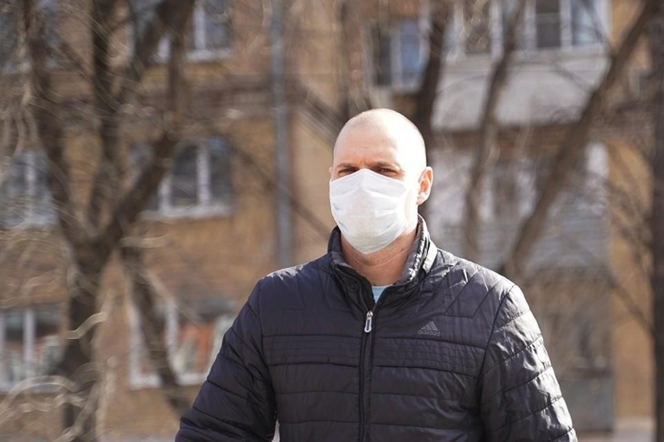 Число заразившихся коронавирусом в Оренбургской области на 5 апреля 2020 года не выросло