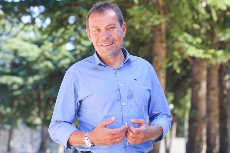Президент Федерации велосипедного спорта России Вячеслав Екимов. Фото: Владимир Гердо/ТАСС