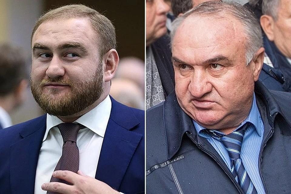 Рауфу и Раулю Арашуковым существенно изменили обвинения. Фото: Валерий Шарифулин\ТАСС / Ставрополькрайгаз