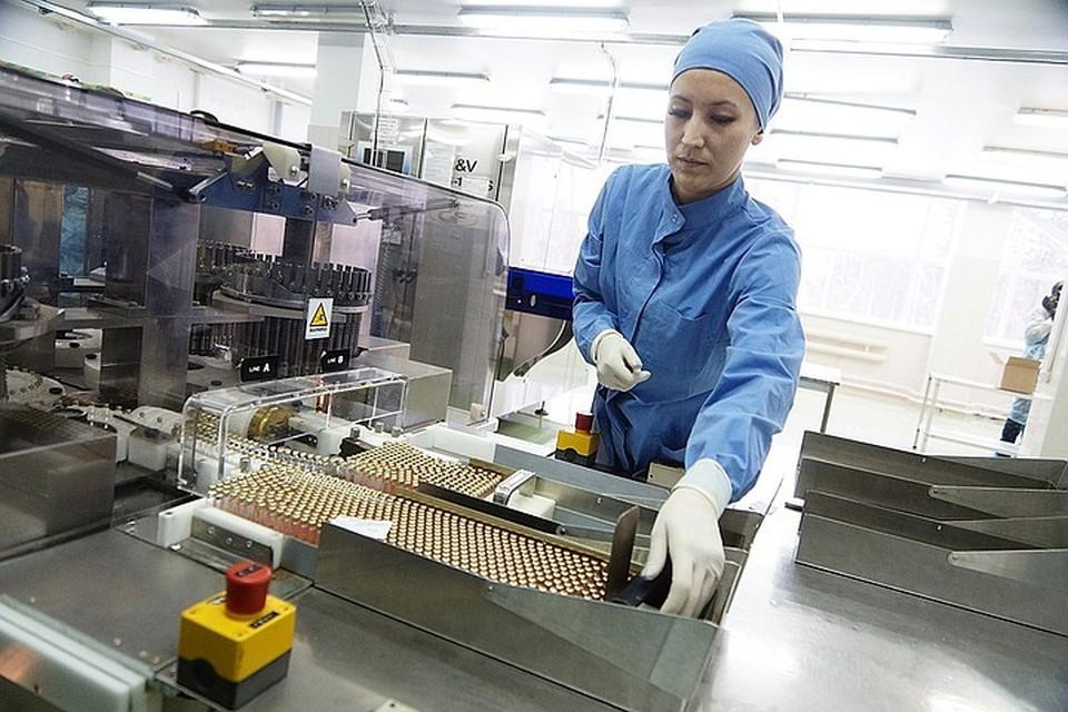 В Роспотребнадзоре сообщили, что в российских регионах есть запас более чем в миллион тест-систем для выявления коронавирусной инфекции.