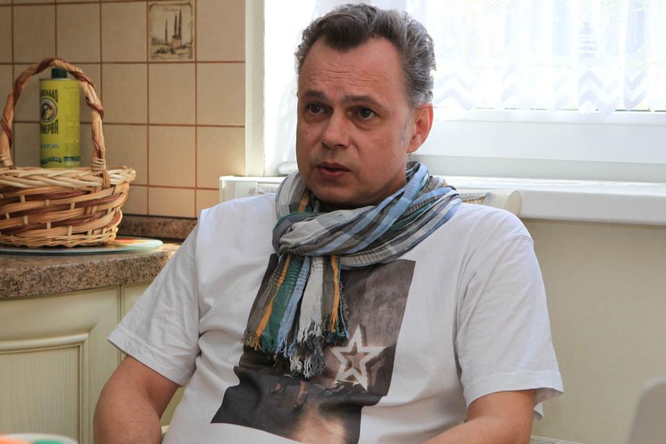 """Бывший солист группы """"На-На"""" Владимир Левкин был женат четыре раза."""