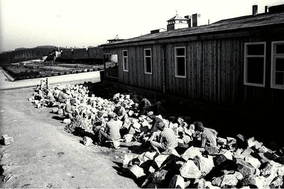 Военное ведомство РФ на своем сайте опубликовало рассекреченные архивные документы о том, что творилось в одном из гитлеровских концлагерей под Веной.