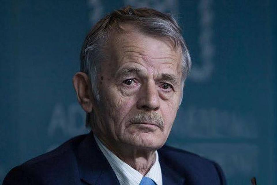 Мустафа Джемилев. Фото: страница героя публикации в Facebook