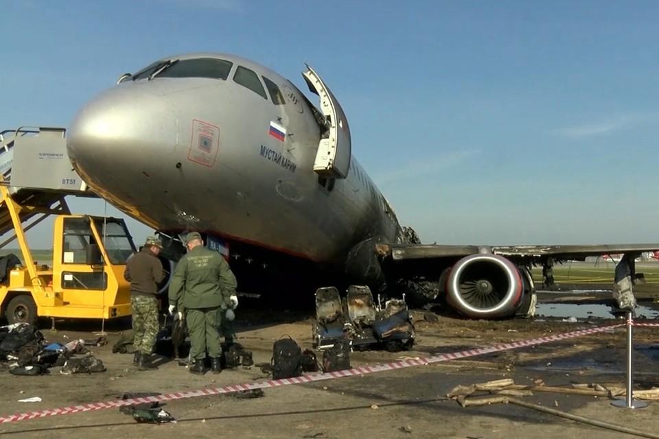 Ошибка пилота: Завершено расследование по авиакатастрофе «Суперджета» в Шереметьево, когда более 40 человек сгорели заживо