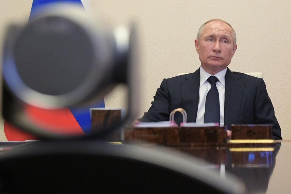 Во время совещания с членами правительства президент страны Владимир Путин рассказал о новой мере поддержки бизнеса в период коронавируса – кредитах на пополнение оборотных средств.