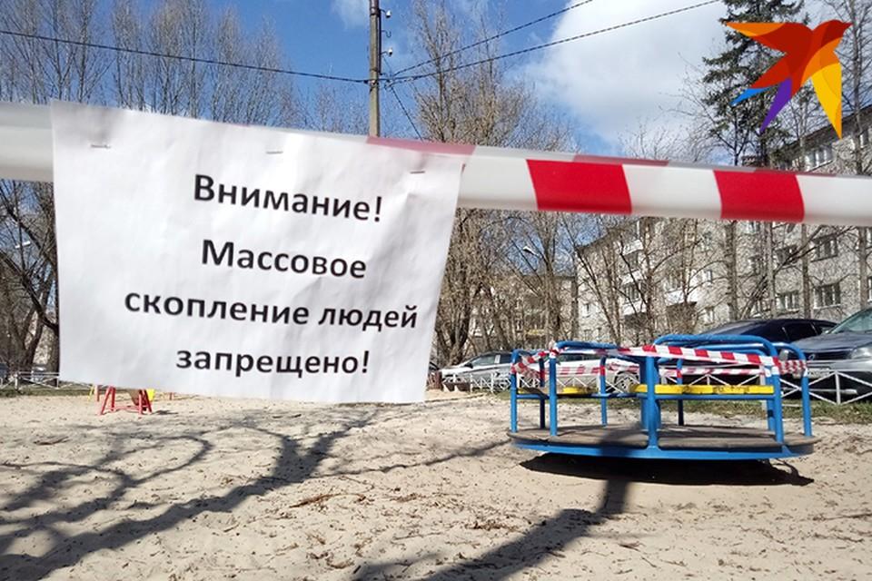 В Тверской области продолжают действовать ограничения из-за коронавируса