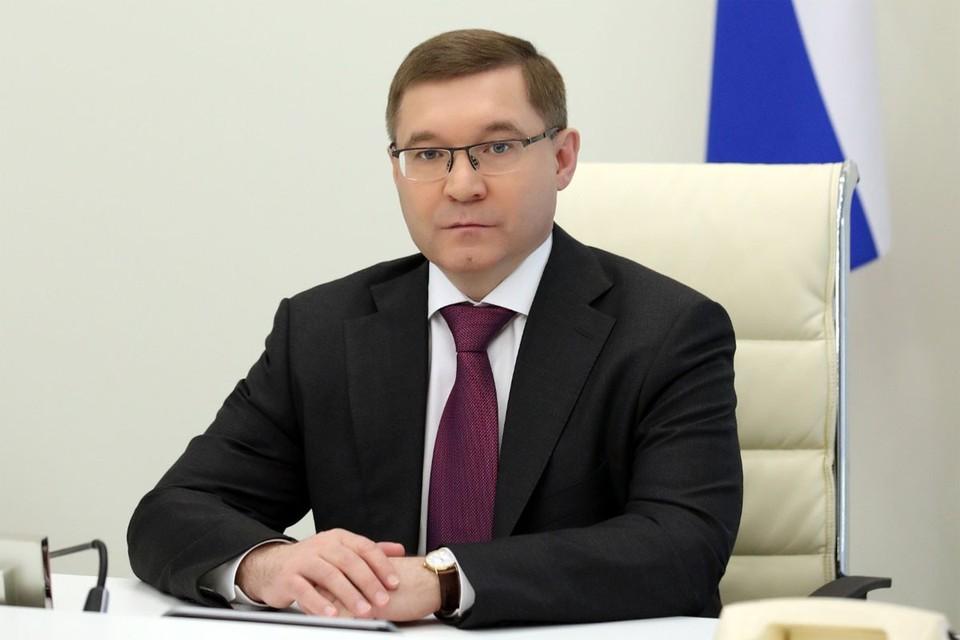 Министр строительства и жилищно-коммунального хозяйства Российской Федерации Владимир Якушев