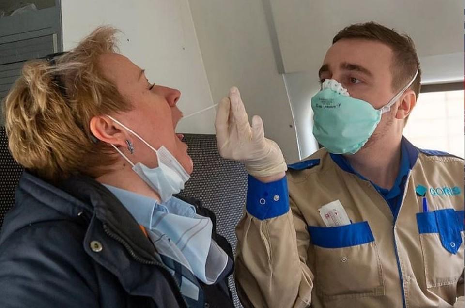В Челябинской области четыре новых случая коронавируса.