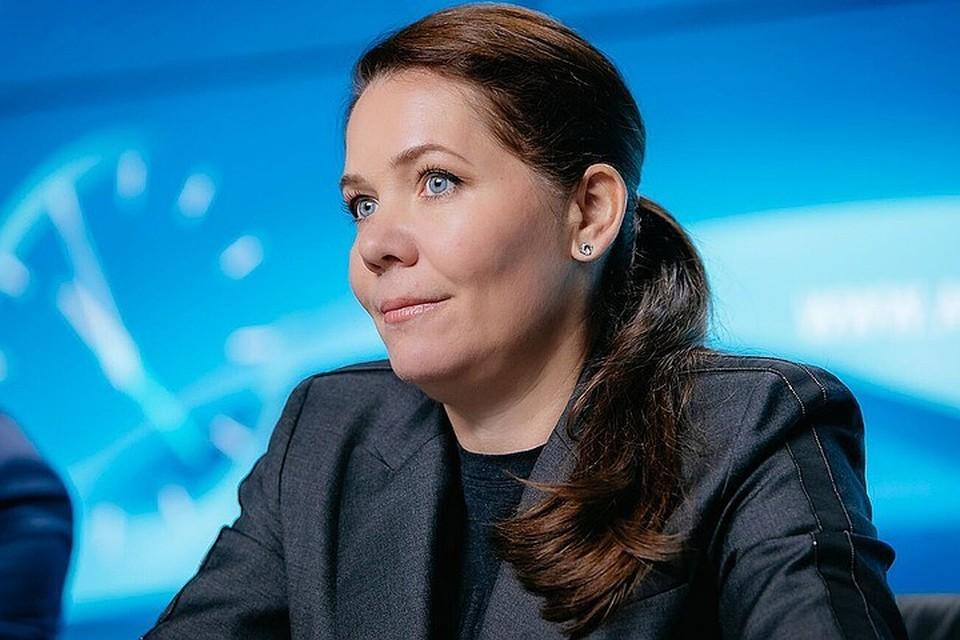 Заместитель мэра Москвы по вопросам социального развития Анастасия Ракова.