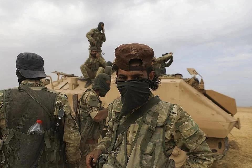 Сирийская ПВО сорвала атаку Израиля над Пальмирой