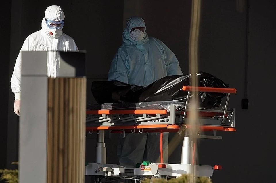 В России заражены коронавирусом больше 52 тысяч человек