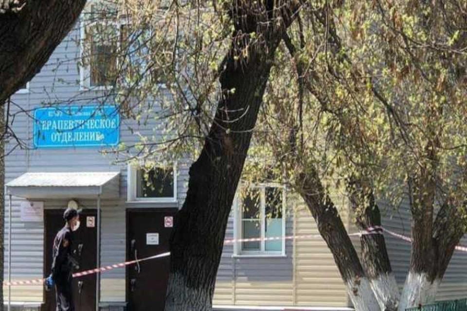 В Рубцовскую ЦРБ госпитализировали зараженных без клинических проявлений. Фото: Змеиногорский вестник
