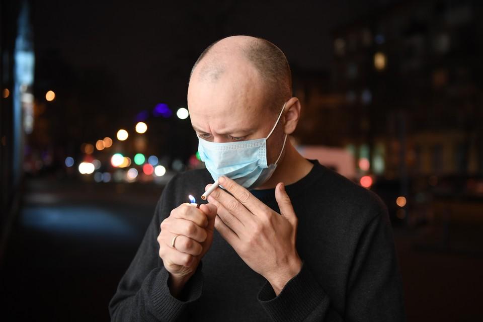 """После """"стажа"""" курения в 5-6 лет у человека как минимум можно выявить хронический бронхит"""