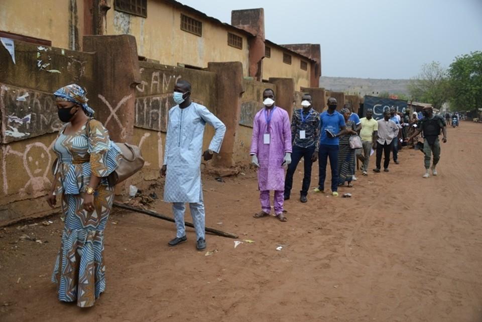 В Мали заразились коронавирусом 26 сотрудников миссии ООН