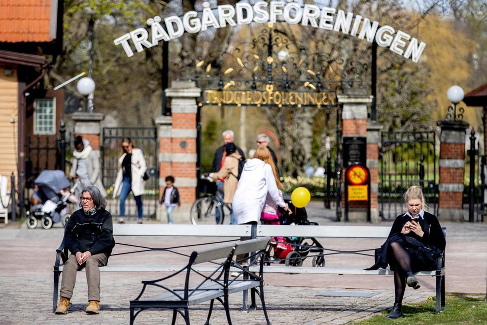 В Швеции решили не вводить строгих ограничений из-за эпидемии