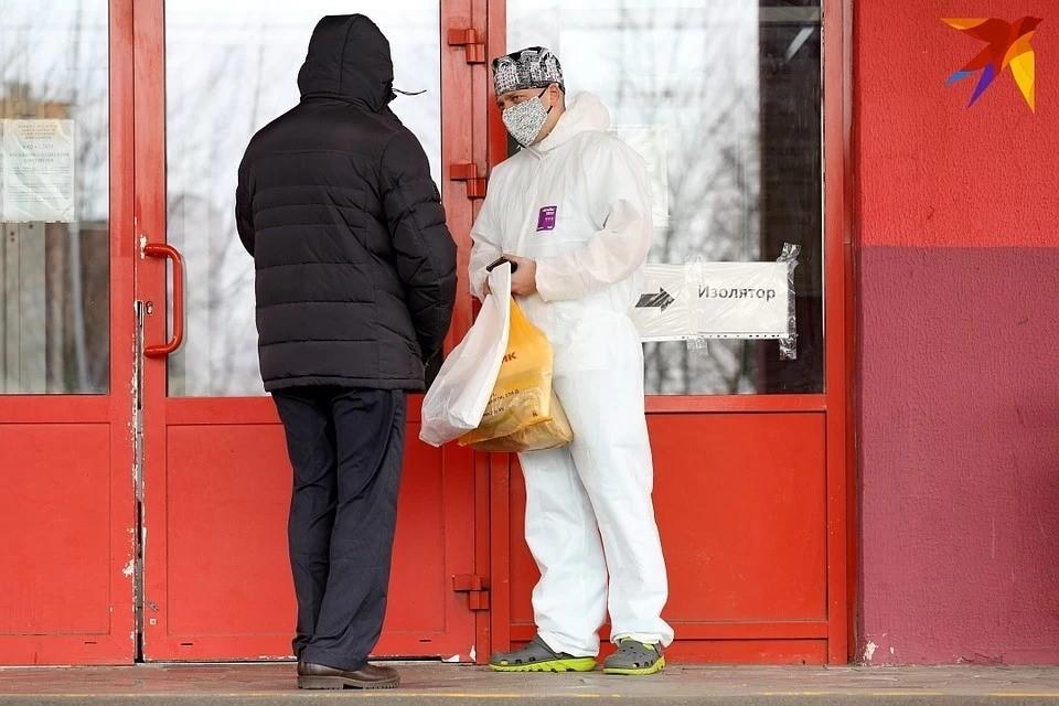 Ситуация в Витебской области, по словам врача, начала стабилизироваться