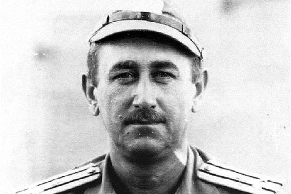 Бирилло Николай Николаевич, офицер запаса и бывший начальник Главного технического управления ВМФ России