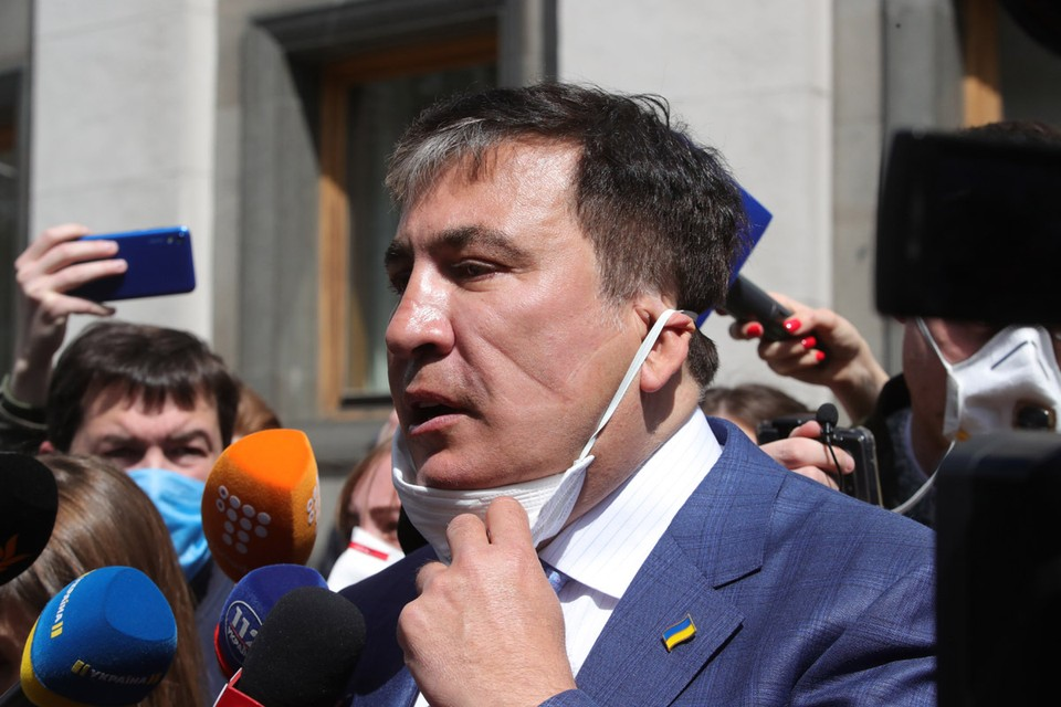 Зеленский подписал указ о назначении бывшего грузинского лидера Михаила Саакашвили главою исполнительного комитета реформ в незалежной.