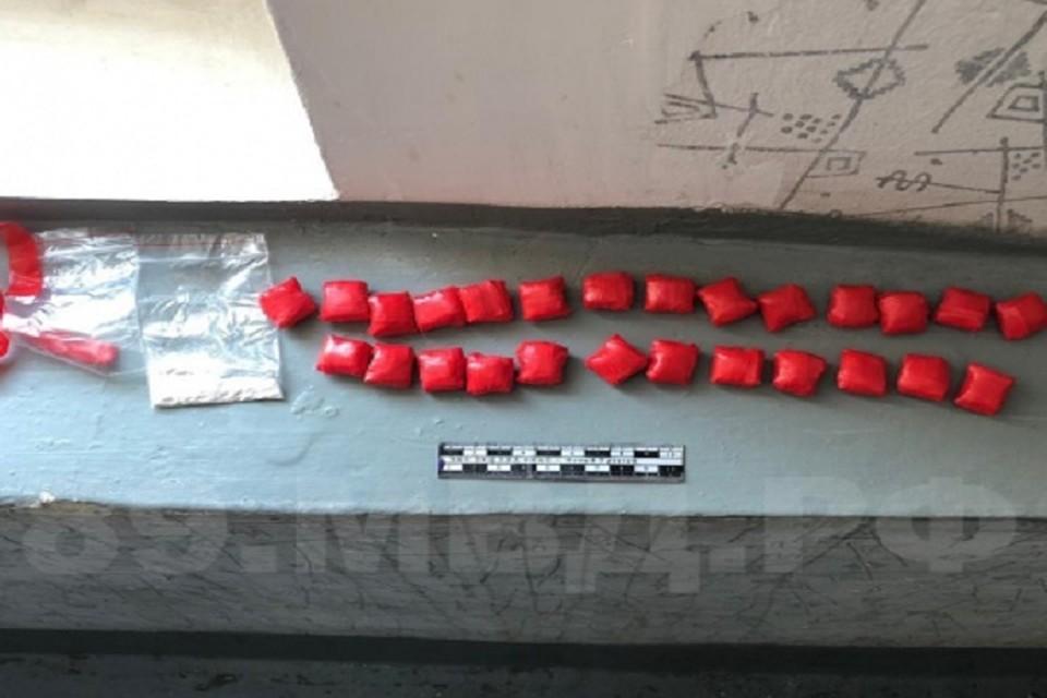 На Ямале задержали иностранца с крупной партией наркотиков Фото: 89.мвд.рф