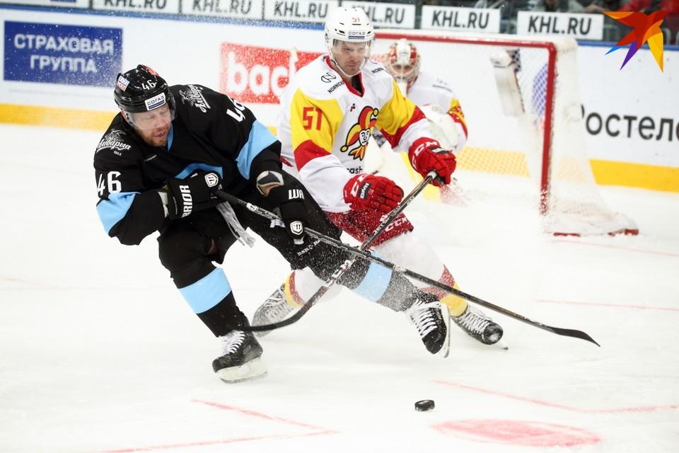 Хоккейное «Динамо» латает дыры в бюджете и в составе