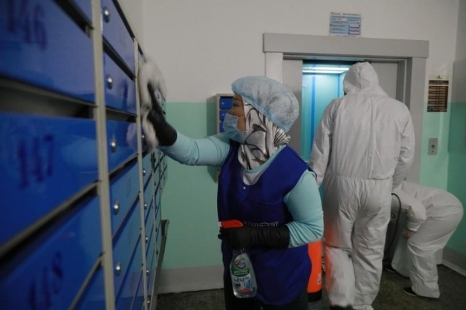 В России зафиксирован 242271 случай заболевания коронавирусной инфекцией