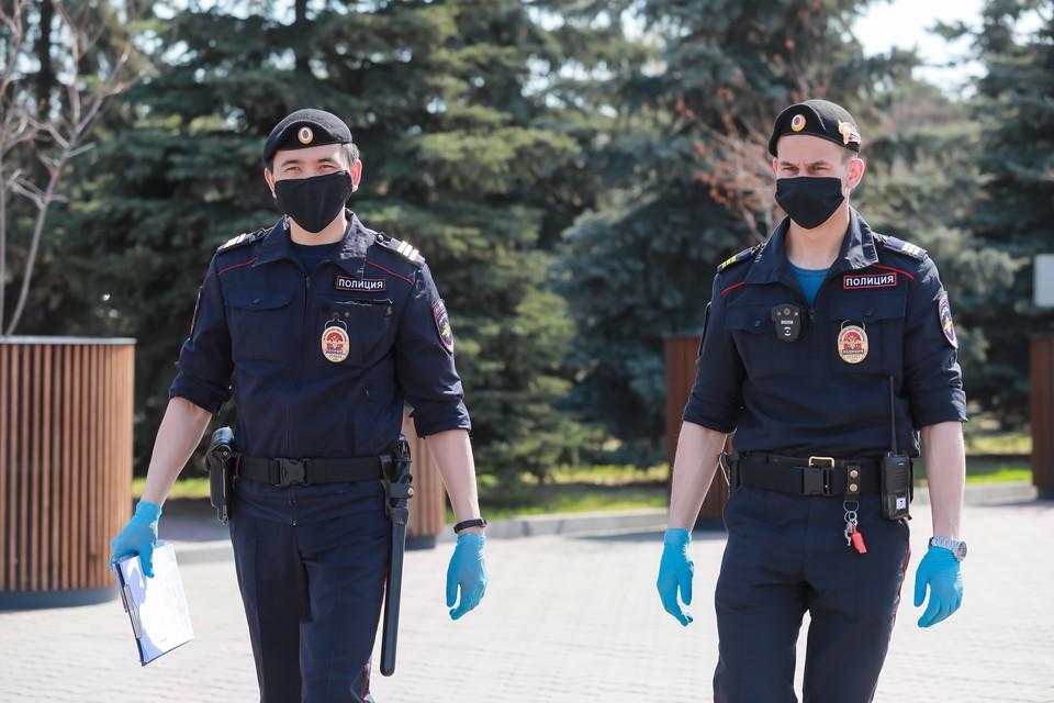 В Красноярске детям могут выписать штраф за отсутствие маски?