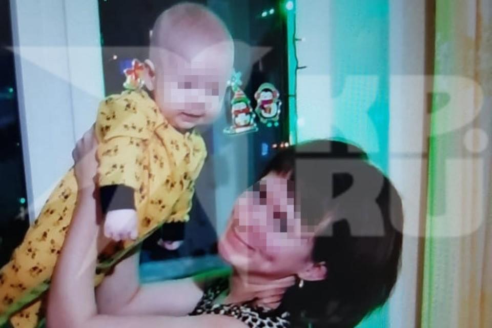 По версии следствия, в субботу, 16 мая, молодая мама задушила собственного девятимесячного сына и сбежала.
