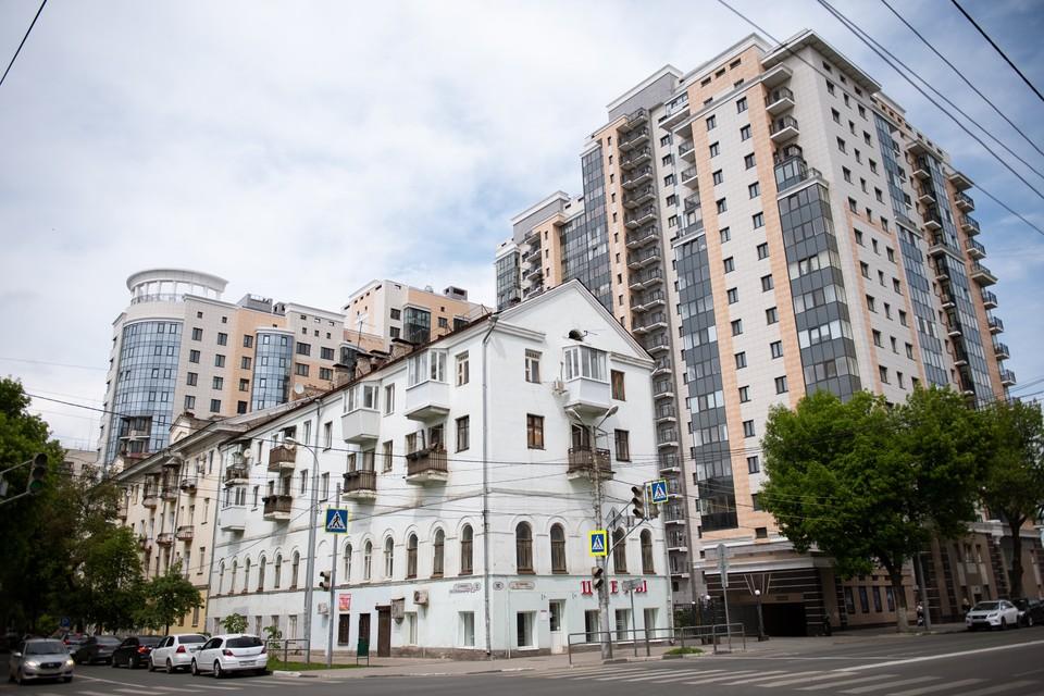 Четырехэтажный дом на ул.Самарской неожиданно для жильцов решили признать аварийным