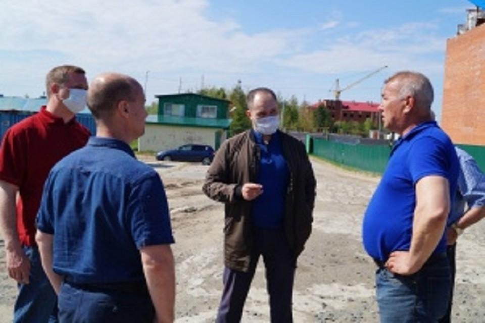 В Ханымее приступили к газификации посёлка Фото: puradm.ru
