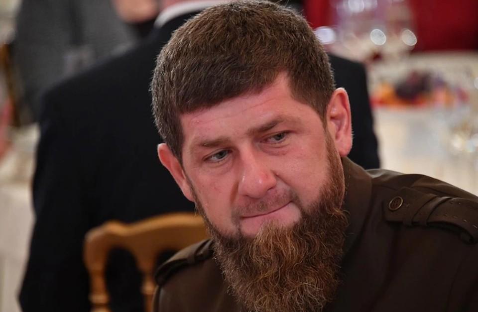 Рамзан Кадыров находится в московской больнице из-за подозрения на коронавирус
