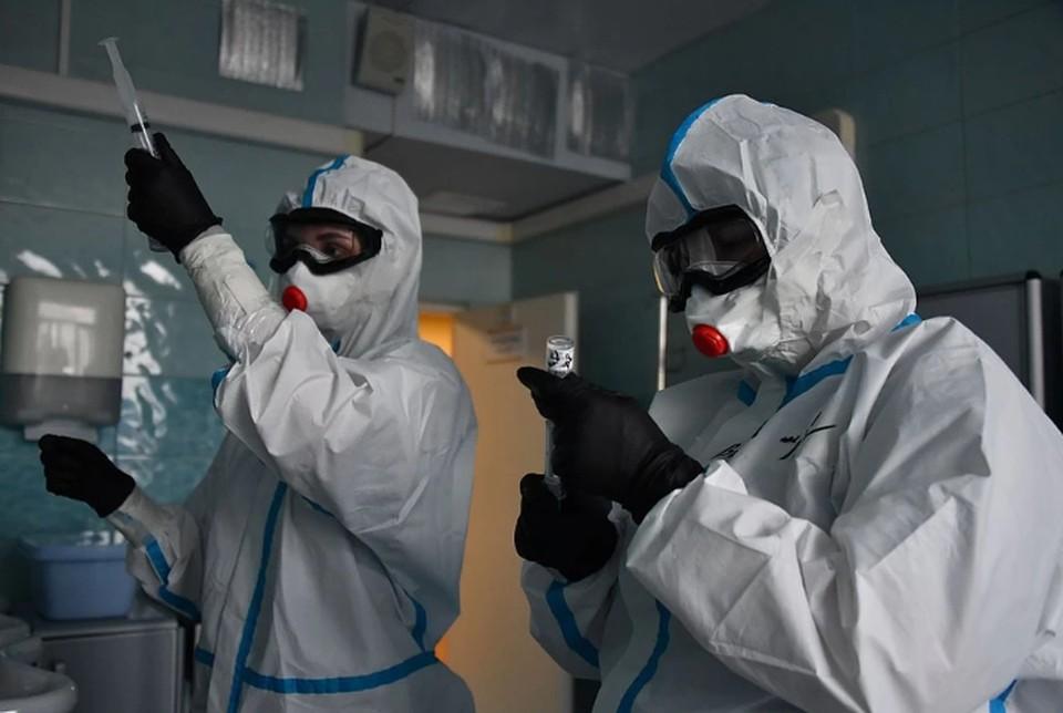 За минувший день в Пермском крае умерла пациентка с коронавирусом.