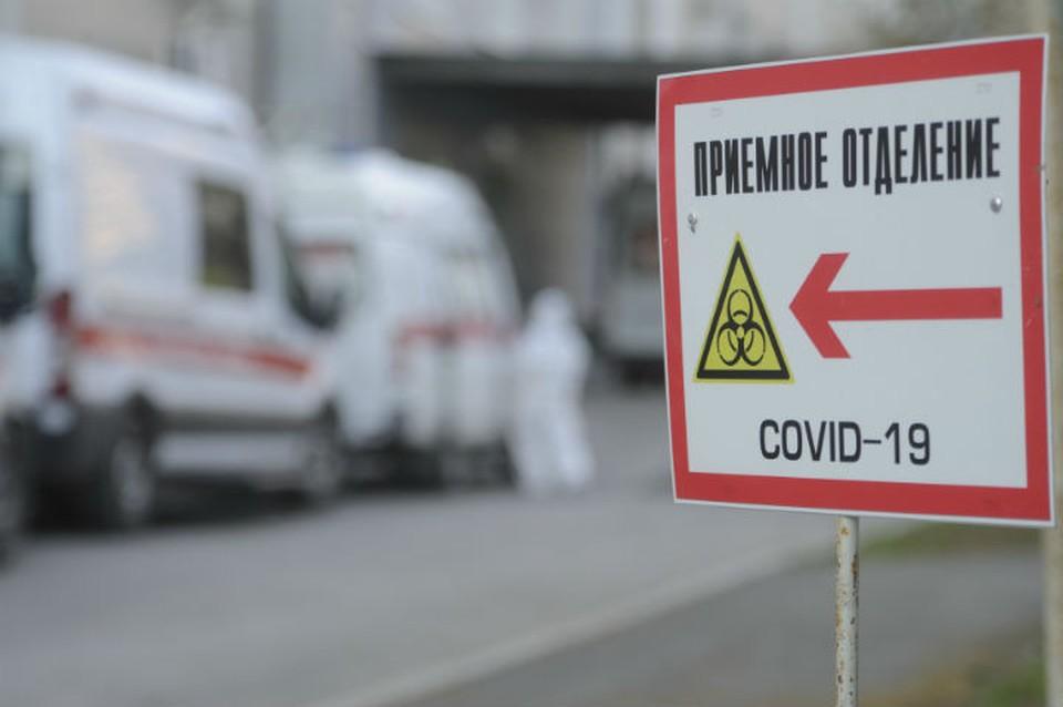 Заведующую столовой УГМУ госпитализировали с подтвержденным коронавирусом