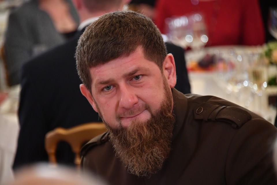 Фото: пресс-служба главы Чечни