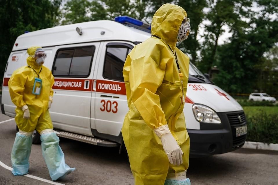 Прошлая неделя для Самарской области закончилась резкой вспышкой заболевших коронавирусом - +121 человек.