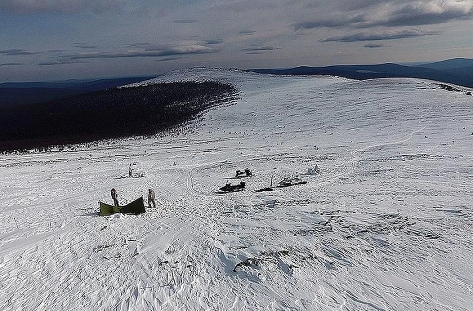 Так перевал Дятлова выглядит в наши дни