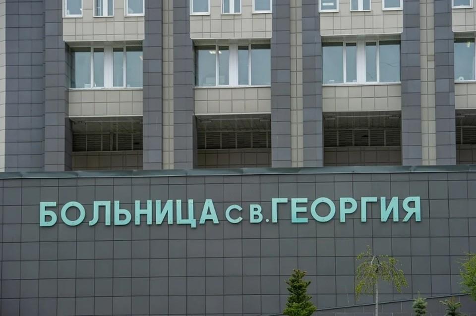 Больница Святого Георгия массово закупила аппараты ИВЛ Китайского производства.