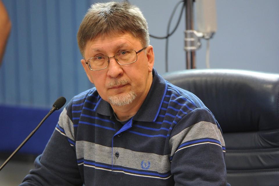 Журналист «КП» Сергей Пономарев