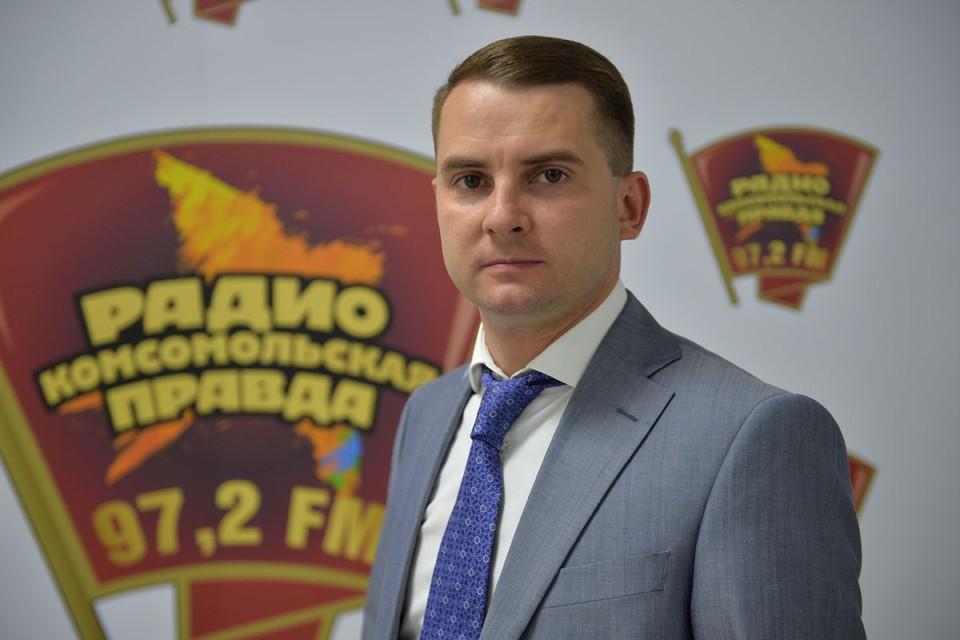 Глава комитета по труду и социальной политике Госдумы Ярослав Нилов