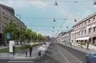 Сужение проезжей части и новая городская площадь: какой станет улица Алексеевская в 2021 году