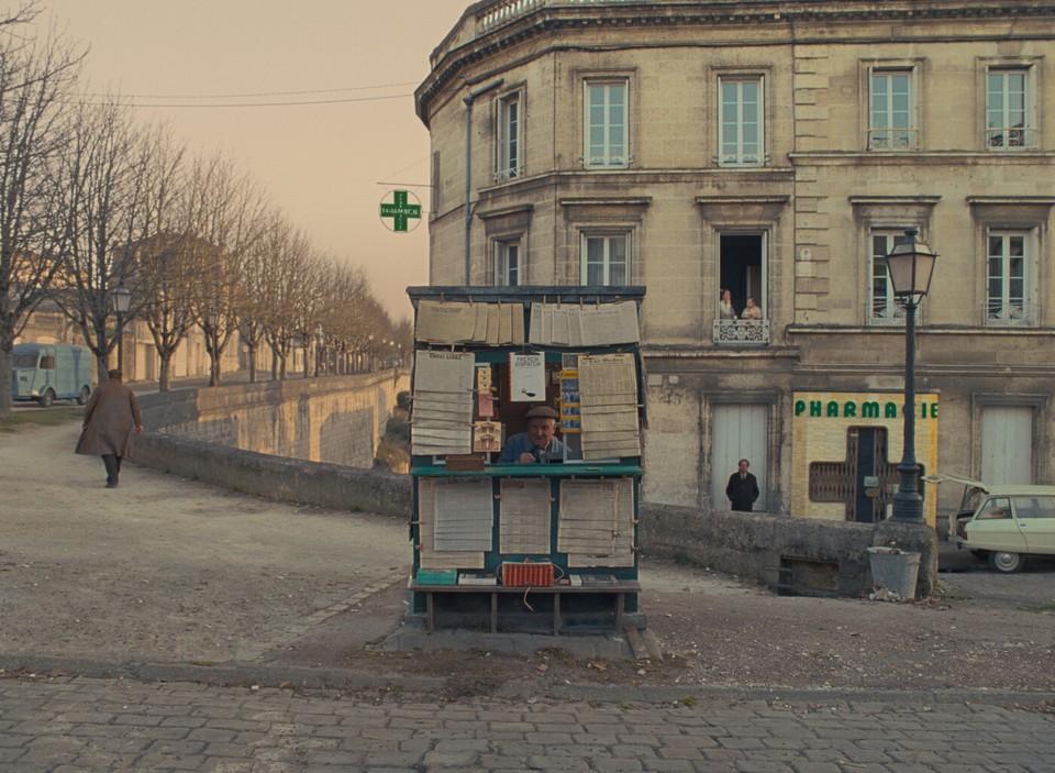 Кадр из фильма «Французский диспетчер» Уэса Андерсона.