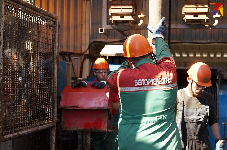 Белоруснефть готовится сменить вахтовиков в России
