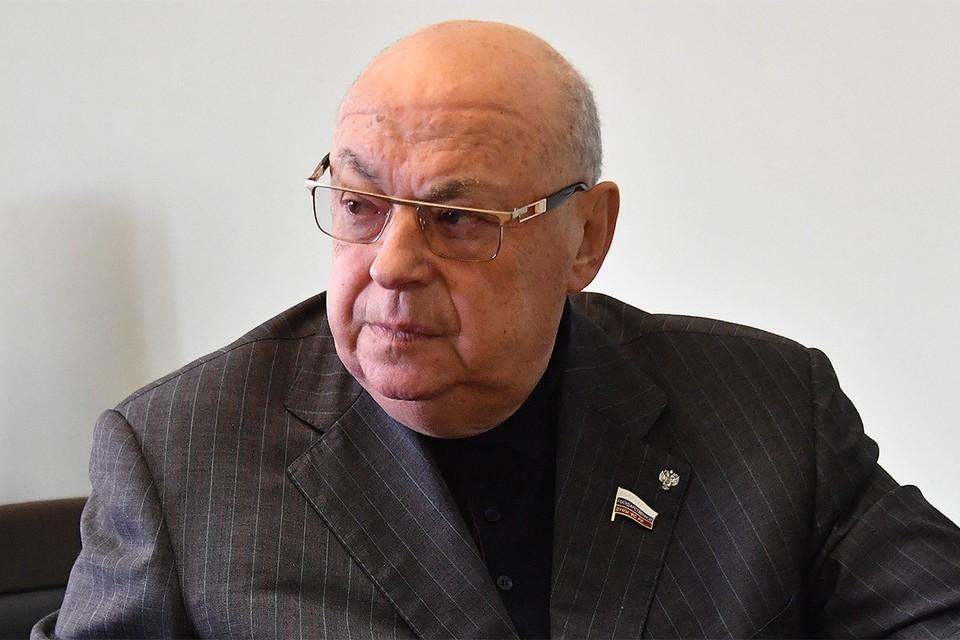 Депутат Госдумы, советник мэра Москвы Владимир Ресин