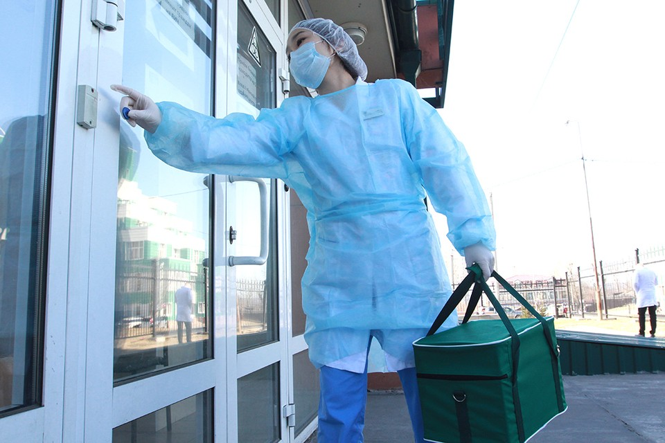 Первый случай заражения коронавирусом подтвержден в Саянске