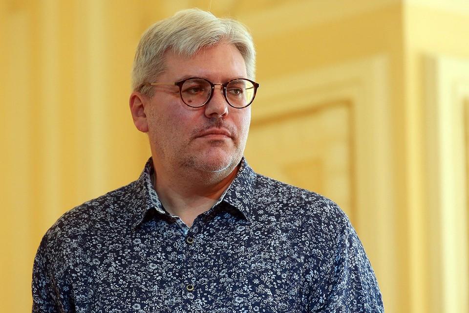 Евгений Водолазкин. Фото: Сергей Фадеичев/ТАСС